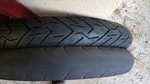 Dunlop Trailsmart & Pirelli Scorpion